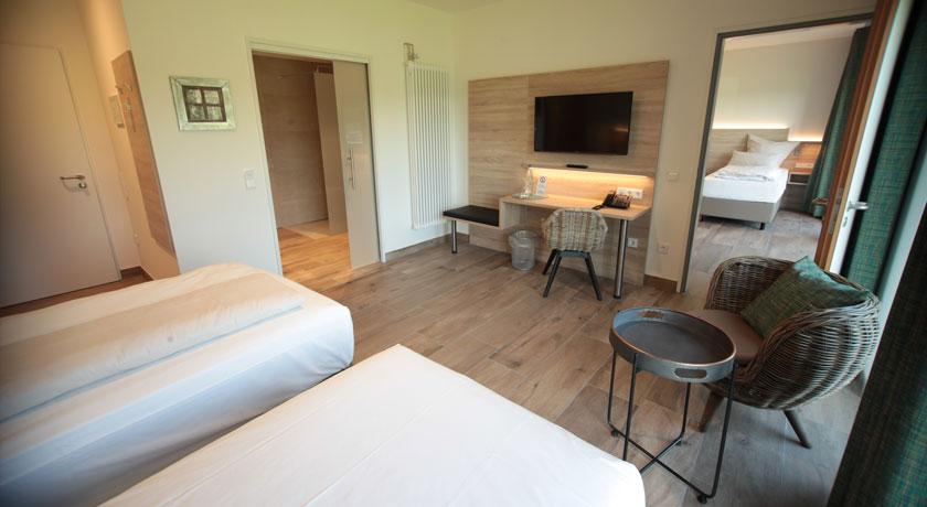 Familienzimmer Hotel Weinhaus Mohle
